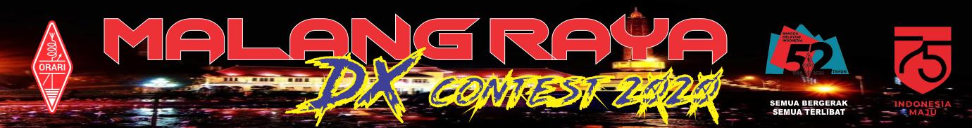 Malang Raya DX Contest 2020